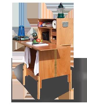 My Camp Kitchen ProCamper Okoume