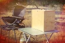 My Camp Kitchen Mini Chef Closed