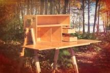 My Camp Kitchen Outdoorsman Okoume