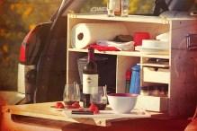 My Camp Kitchen Outdoorsman Tailgating