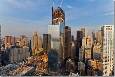 New York – World Trade Center – 11 Jahre danach