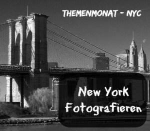 Fotografieren in New York City