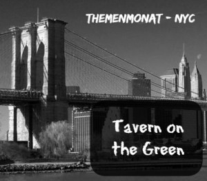 Tavern on the Green, Central Park, New York City