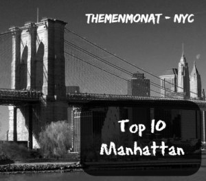 Top 10 Manhattan, New York City
