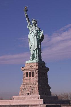 Lady Liberty Staten Island Ferry