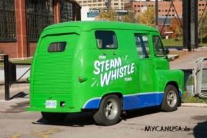 Steam Whistle Brauerei Toronto