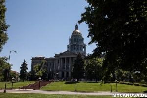 Colarado State Capitol - Denver