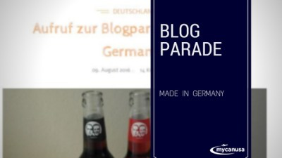 Blogparade Made in Germany