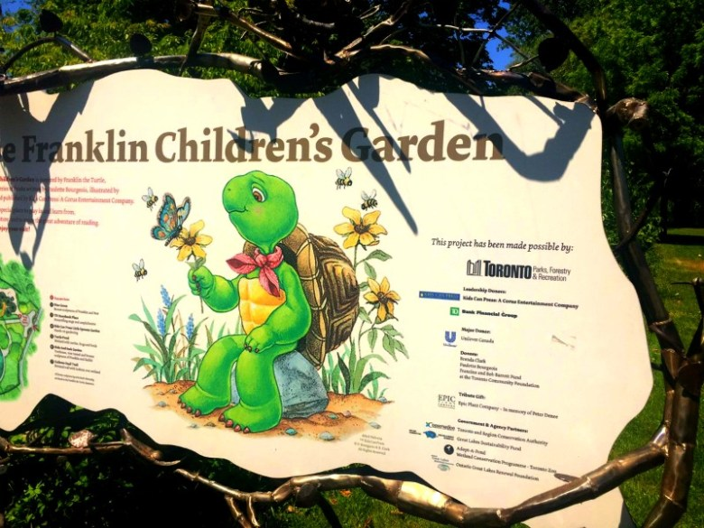 The Franklin Childrens Garden