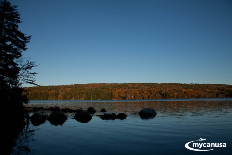 new-england-indian-summer-2010-at-the-lake
