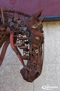 Calgary Mechanical Horse