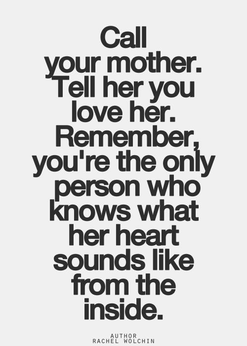 Mother's Day quotes and suggestions