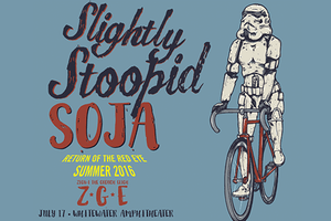 Slightly Stoopid w/SOJA and the Grouch & Eligh w/Zion I @ Whitewater Ampitheater | New Braunfels | Texas | United States