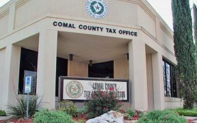 Comal County Tax Office
