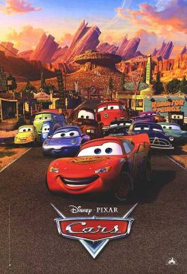 March Movie Madness - Cars @ Landa Park Dance Slab | New Braunfels | Texas | United States