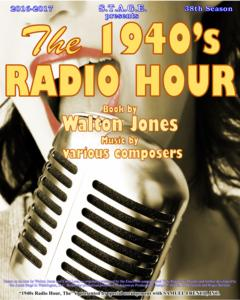 S.T.A.G.E. Inc. Presents: The 1940s Radio Hour @ Krause House Theater | Bulverde | Texas | United States