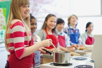 Food IQ - Summer Cooking Camp @ Tye Preston Memorial Library | Canyon Lake | Texas | United States