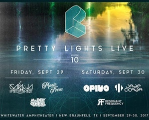 Pretty Lights Live poster