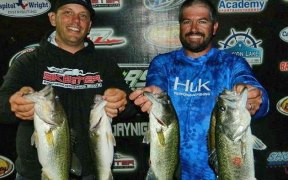 1st Place Chuck Ware and Ross Wright