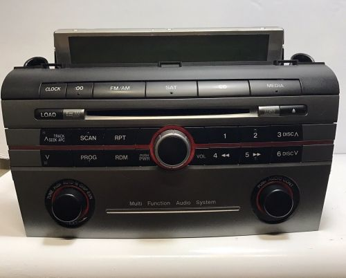 small resolution of awesome 2007 2009 mazda 3 radio stereo cd player 14793688 2018 2019