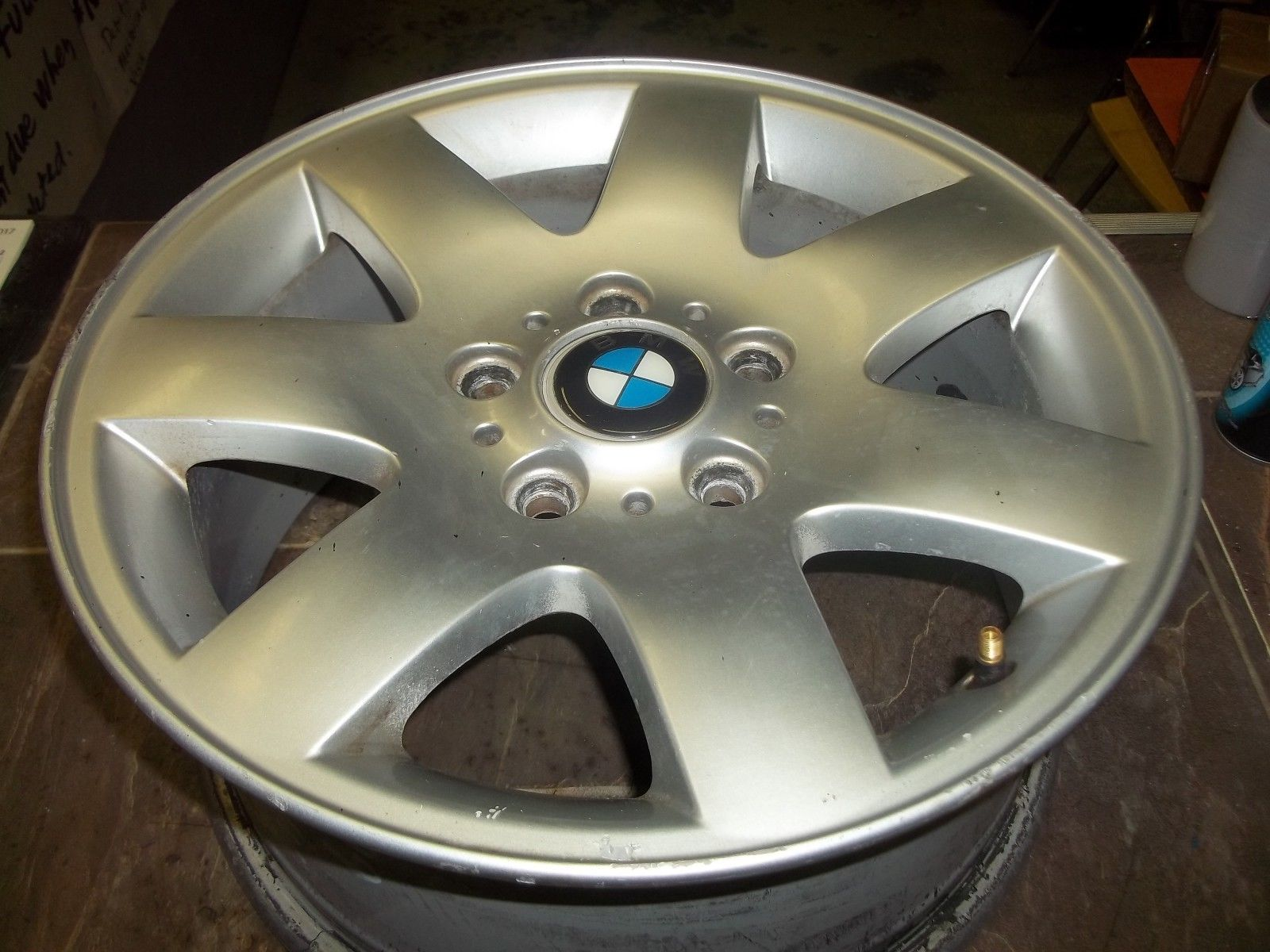 hight resolution of great wheel 16x7 alloy rim 2001 2002 2003 2004 2005 2006 bmw 320i 325i 330i 328i see 2018 2019