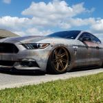 Used 2015 Ford Mustang Performance Package Custom Wrapped 2015 Mustang Gt 2017 2018 Mycarboard Com