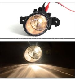 awesome for 2013 2015 nissan sentra clear fog light front bumper lamp wiring switch pair 2017 2018 [ 1100 x 1100 Pixel ]
