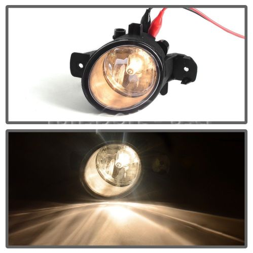 small resolution of awesome for 2013 2015 nissan sentra clear fog light front bumper lamp wiring switch pair 2017 2018