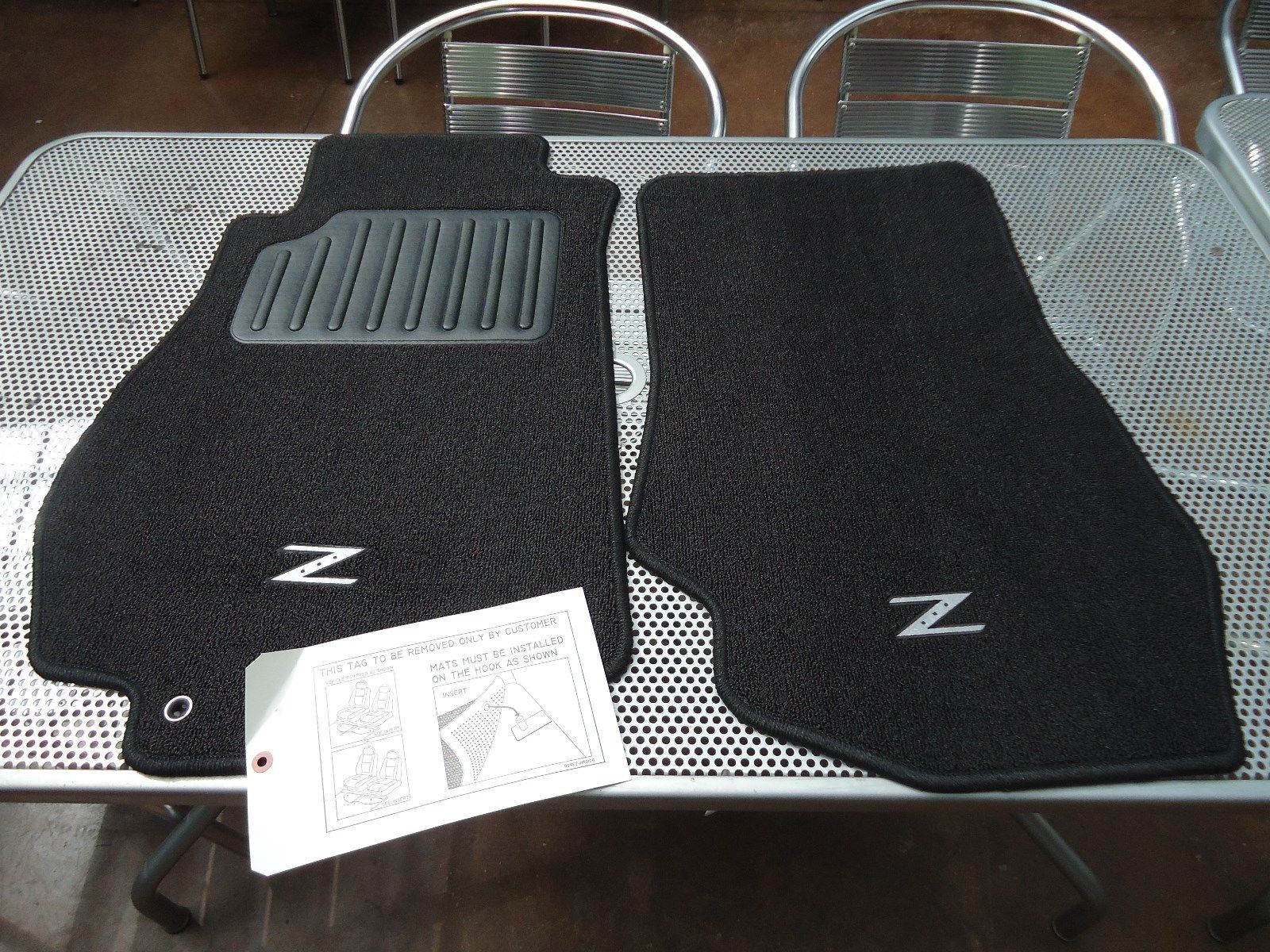 Nissan 350z Floor Mats  Carpet Vidalondon