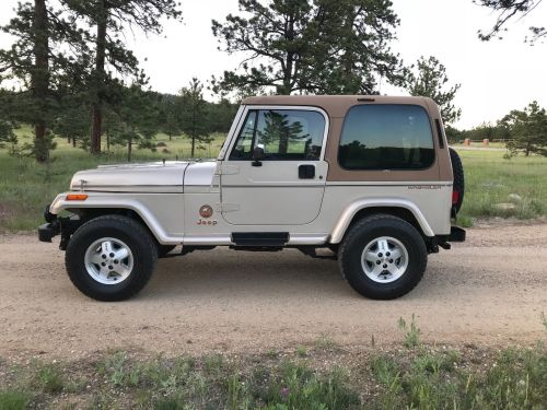 small resolution of jeep wrangler yj awesome 1993 jeep wrangler sahara 1993 jeep wrangler yj sahara 63k