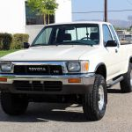 1990 Toyota Pickup 4x4 Ext Cab Two Owner California Original Nr California Original 1990 Toyota Pickup 4x4 Two Owner 100 Rust Free A 2018 2019 Is In Stock And For Sale Mycarboard Com