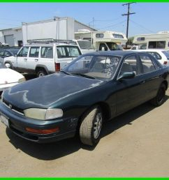 awesome toyota camry le v6 1994 toyota camry le v6 used 3l v6 24v automatic sedan no reserve 2018 [ 1044 x 788 Pixel ]