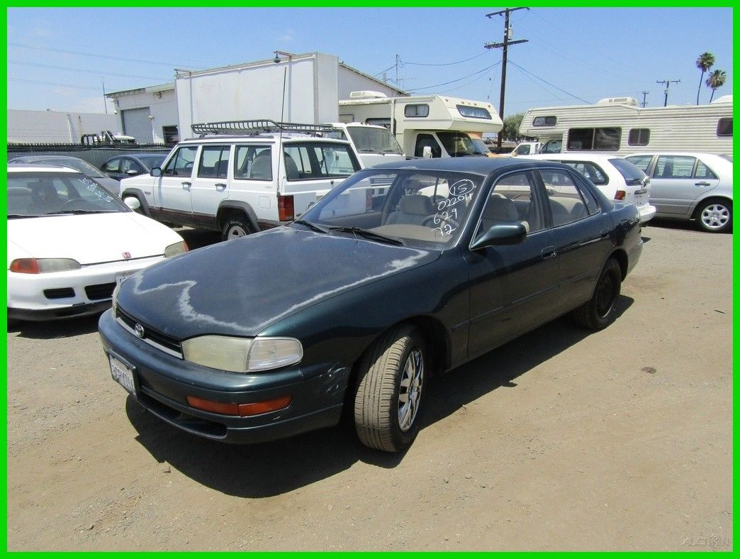 hight resolution of awesome toyota camry le v6 1994 toyota camry le v6 used 3l v6 24v automatic sedan no reserve 2018