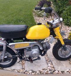 amazing vintage 1977 honda z50 monkey bike 2018 [ 1600 x 1200 Pixel ]