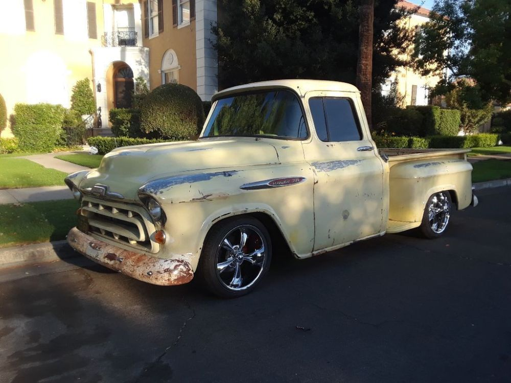 medium resolution of awesome 1957 chevrolet other pickups standard 1957 chevy custom patina truck 2018