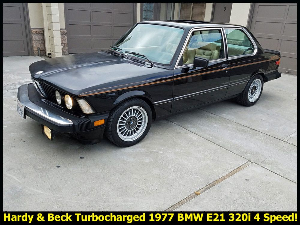 medium resolution of great 1977 bmw 3 series e21 1977 bmw 320i 4 speed with hardy and beck turbocharger 99 rust free ca e21 2018