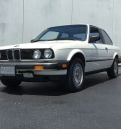 awesome 1985 bmw 3 series 325e 85 bmw 325e white tan 85k miles 2 owner recent timing belt and water pump 2019 [ 1600 x 1200 Pixel ]