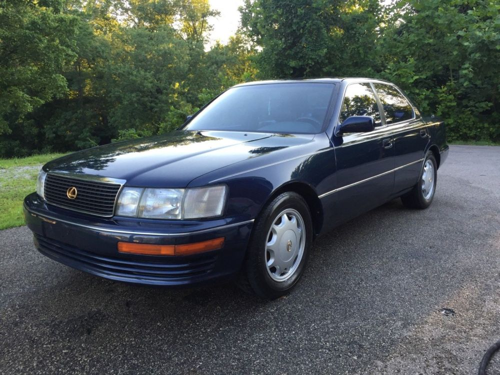 medium resolution of awesome 1993 lexus ls 1993 lexus ls400 no reserve 2018