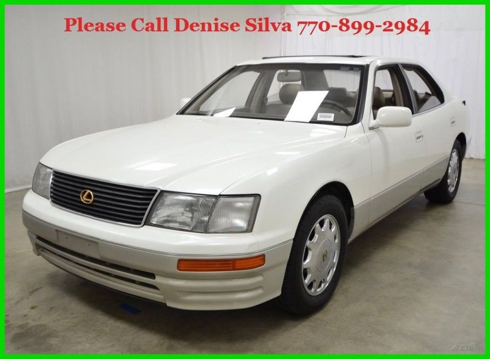 medium resolution of great 1993 lexus ls ls 93 lexus ls400 ls 400 luxury sedan 2019