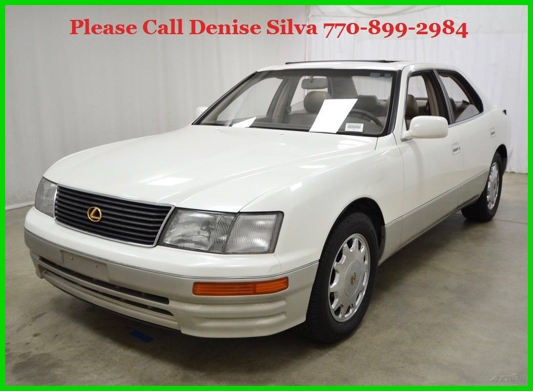 hight resolution of great 1993 lexus ls ls 93 lexus ls400 ls 400 luxury sedan 2019