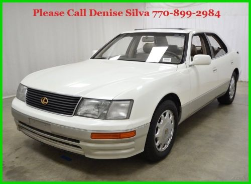 small resolution of great 1993 lexus ls ls 93 lexus ls400 ls 400 luxury sedan 2019