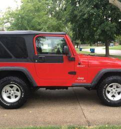 amazing 2004 jeep wrangler sport 2004 jeep wrangler sport 4 4 4 0l 6 cyl 5 spd manual dual tops no reserve 2019 [ 1600 x 1200 Pixel ]