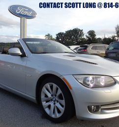awesome 2011 bmw 3 series 2011 bmw 328i convertible nav silver 2011 bmw 328i hard top convertible 3 0l navigation power top leather seat silver 2019 [ 1600 x 1200 Pixel ]
