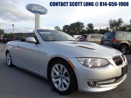 small resolution of awesome 2011 bmw 3 series 2011 bmw 328i convertible nav silver 2011 bmw 328i hard top convertible 3 0l navigation power top leather seat silver 2019