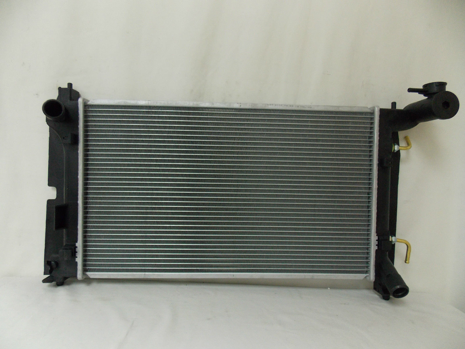 hight resolution of awesome radiator for 2003 2004 2005 2006 2007 2008 toyota corolla 1 8 4cyl 2018