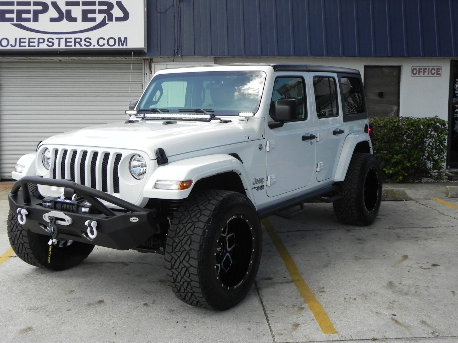 hight resolution of awesome 2018 jeep wrangler unlimited white custom built 2018 jeep wrangler jlu 4 door 2018 2019