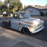 Used 1957 Chevrolet Other Pickups 1957 Chevy Truck 2018 2019 Mycarboard Com