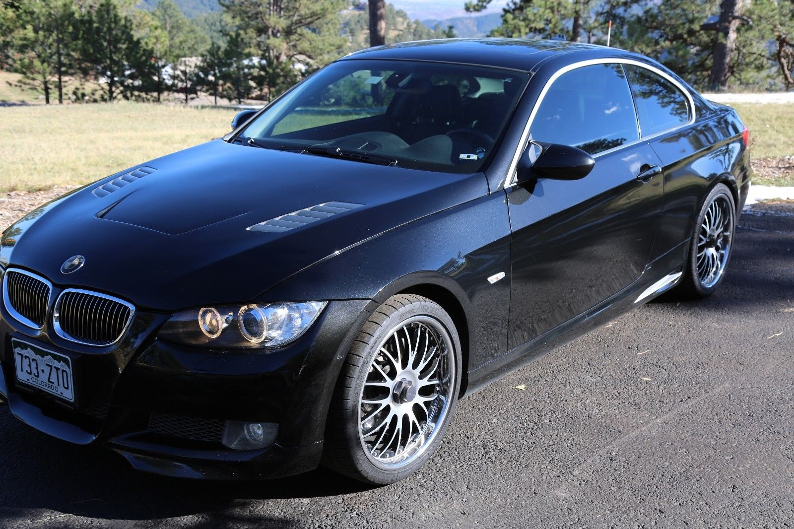 hight resolution of awesome 2008 bmw 3 series 2008 dinan bmw 335xi coupe black black e92 2019