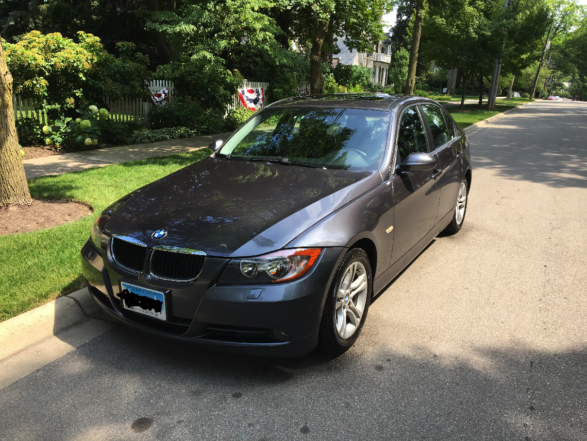 hight resolution of awesome 2008 bmw 3 series 328xi 2008 bmw 3 series 328xi 90500 miles gray metallic sedan 3 0l straight 2018 2019