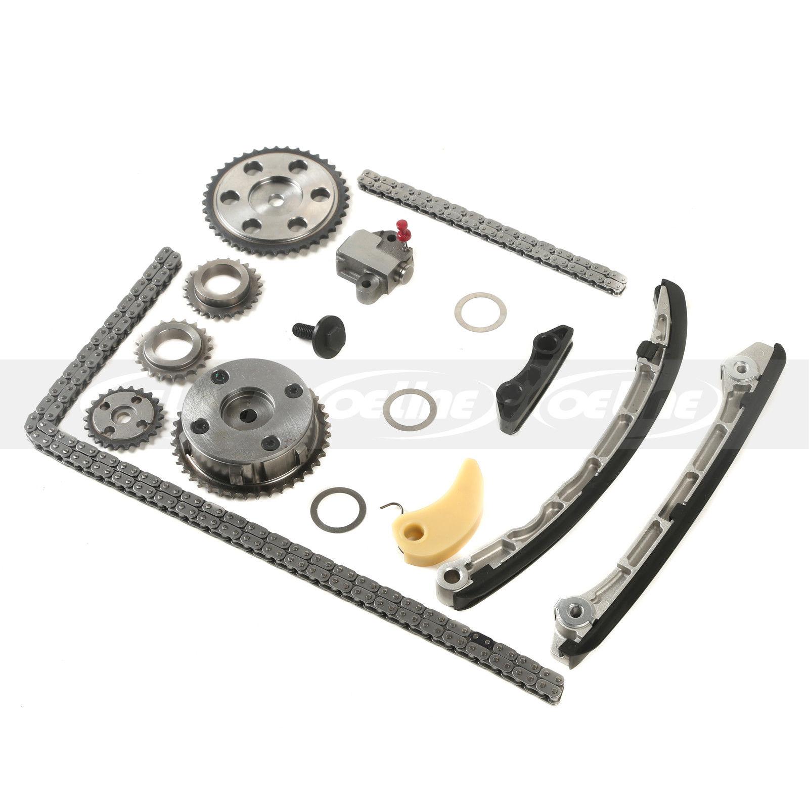 Used Timing Chain Kit Amp Vvt For 06 13 Mazda 3 6 Mazdaspeed